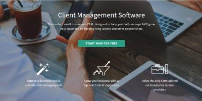 client management software